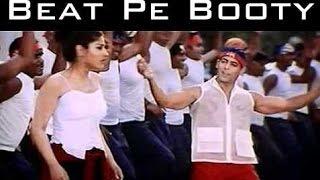 When Salman Khan accepts Beat Pe Booty Challenge !