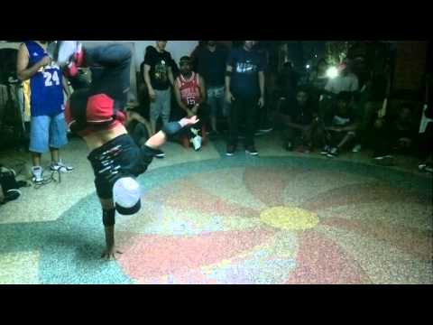 Filtros Power Tricks 1vs1 Flavor Battle Venezuela 2015 bboy