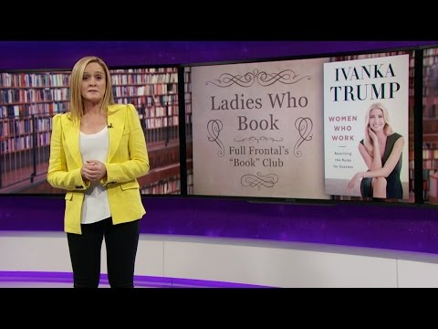 Ladies Who Book | May 10, 2017 Act 2 | Full Frontal on TBS