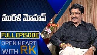 Actor Murali Mohan | Open Heart With RK | Full Episode | ABN Telugu