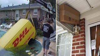 Most Hilarious Home Delivery Fails