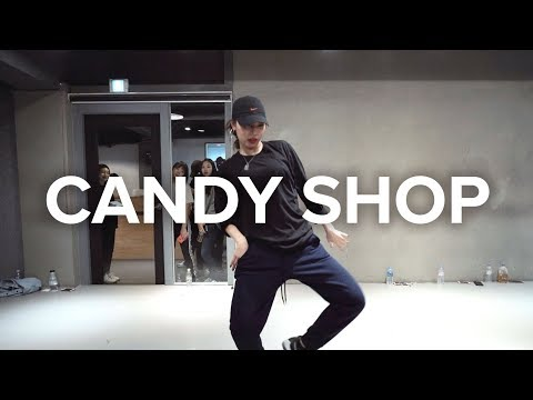 Candy Shop - 50 Cent ft. Olivia / Jiyoung Youn Choreography