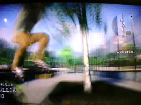 Skate mucking around – EA SPORTS – XBox360