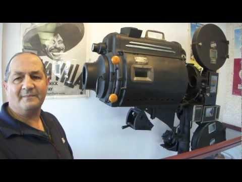 Circa 1930 Simplex Talkie 35mm Movie Projector