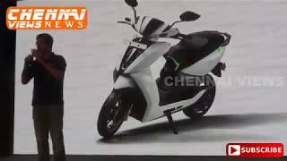 Ather Energy Expands to Chennai: Launches Ather 450 in Chennai