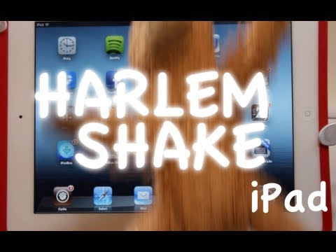 Harlem Shake - iPad Version