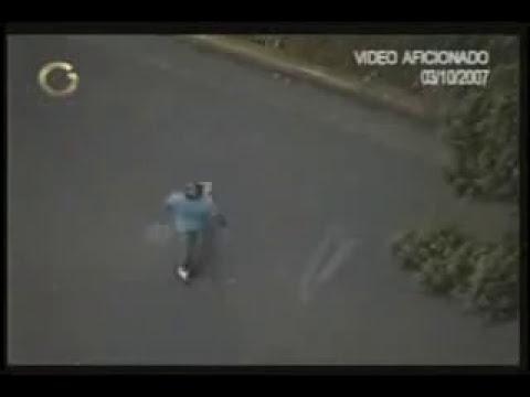 ATRACOS EN LA AUTOPISTA,CARACAS VENEZUELA