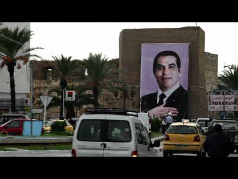The Return of Dictator Ben Ali - Case study