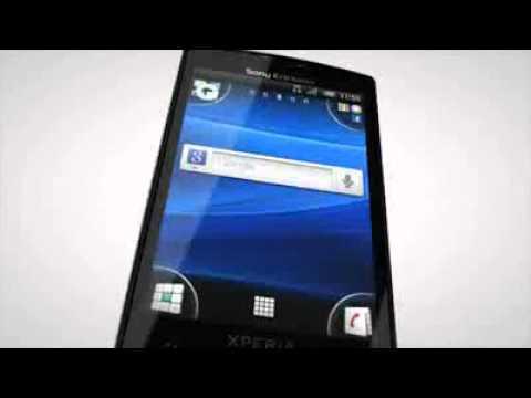 Sony Ericsson představuje další generaci mini telefonů řady Xperia™