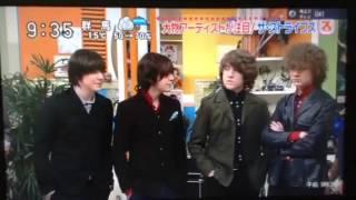 4月26日 Мステ THE STRYPES  「BLUE COLLAR JANE」