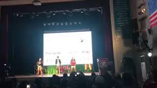 Cuộc Thi | K-Pop Dance |4m Team - Trung Tâm Sejong Bình Dương ( Đại Học Bình Dương )