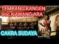"""TEMBANG KANGEN Voc.NAWANG ARA """"CAKRA BUDAYA 10 April 2019 TULUNGAGUNG"""