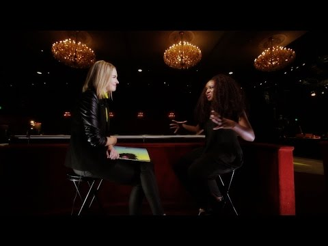 NAO - CBS Music Minute Interview with Erica Olsen