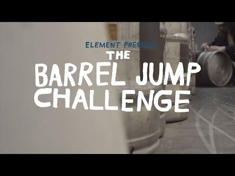 Element Barrel Jump Challenge - Bright Tradeshow 2016