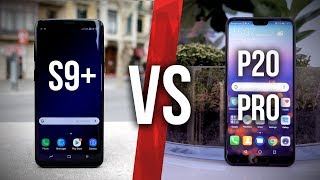 Samsung Galaxy S9+ vs Huawei P20 Pro - Why I switched !