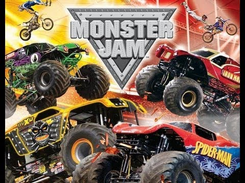 Monster Jam 2013 Gelredome Arnhem Youtube