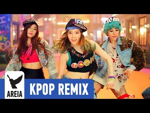 Girls' Generation - I Got A Boy (areia K-pop Remix) video