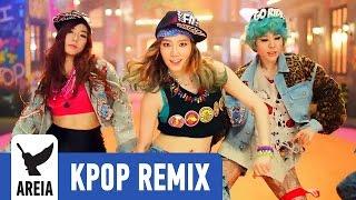 Girls' Generation - I got a boy (Areia K-pop Remix)