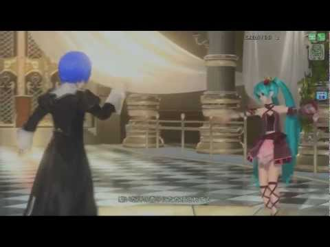 KAITO V3MikuCantarella ~Grace Edition~  Project Diva (HD)