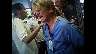 Body camera shows nurse getting arrested for not allowing blood draw by police
