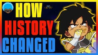 7 WAYS BROLY TRAILER 2 CHANGED DRAGON BALL!?