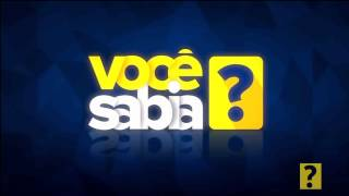 Música da intro do Você Sabia + Download