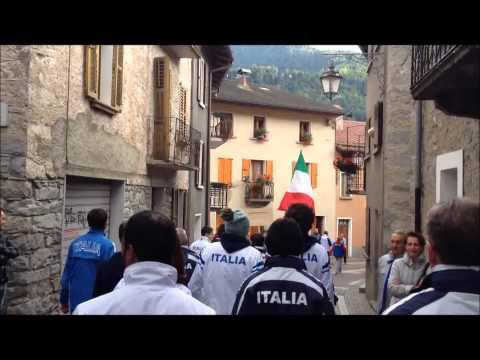 Sfilata Mondiali 01/092012 - corsa in montagna - Ponte di Legno - world mountain running champs 2012 passo tonale.