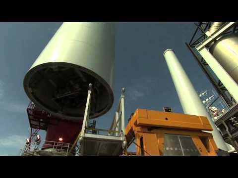 Offshore Wind Turbine Installation - Part 1