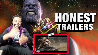 Honest Trailers - Avengers: Infinity War - REACTION (This is it!!)