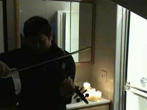 Stairway to Heaven Dave Kim electric violin and guitar