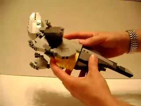 Lego Transformers - G1 Grimlock