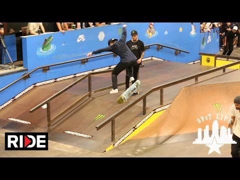 Tampa Pro 2017: Independent Best Trick – Shane O'Neill, Tyshawn Jones, Tommy Fynn – SPoT Life