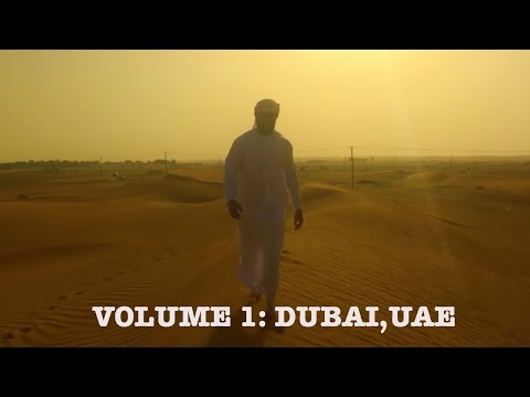 VOLUME 1: DUBAI, UAE TRAVEL VLOG