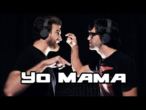 YO MAMA BATTLE (of Compliments)