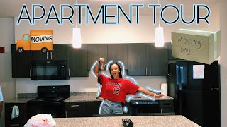 the worst APARTMENT TOUR
