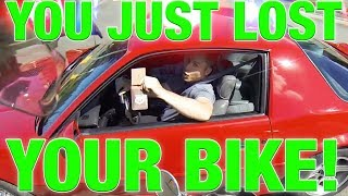 "Cops Vs Bikers 2017 - ""You Just Lost Your Bike!"" [Ep.#68]"