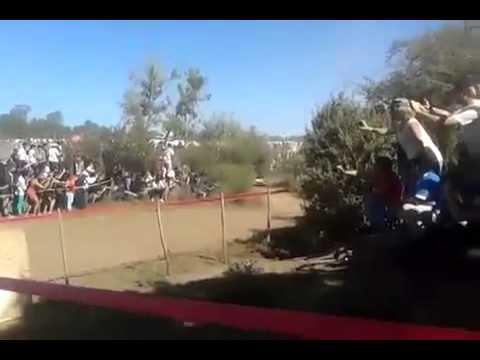 Rally Argentina 2015 accidente