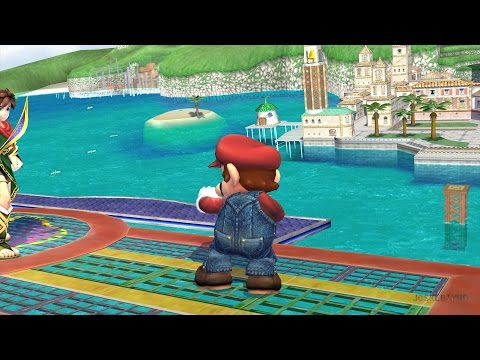 Super Smash Bros. Brawl 4K (2160P) - Dolphin