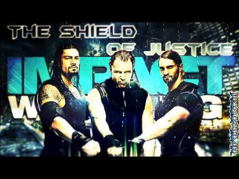 (new) 2014: The Shield 3rd Tna Theme Song ►our Namew intro(generic Remix) + Dlᴴᴰ video