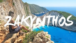 ZAKYNTHOS - A NATURAL WONDER | Drone, Go Pro HD