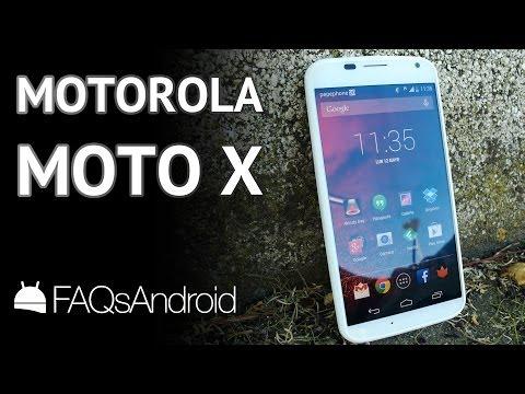 Motorola Moto X: análisis en español a fondo   FAQsAndroid.com