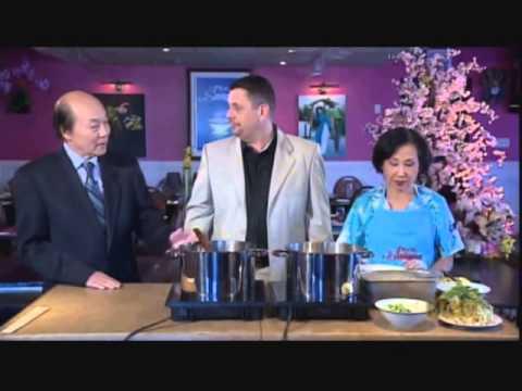 Restaurant La Perle de Saigon on TV: La Bouffe Resto et Cie Emission Series