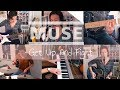 Muse Get Up And Fight One Girl Band Cover mp3