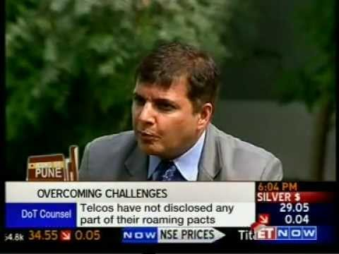 ET Now Icons of Pune - Arun Nathani M.D. CEO - Cybage Software - YouTube