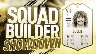 SQUAD BUILDER SHOWDOWN VS AJ3!!! PRIME ICON GULLIT!!!   FIFA 19