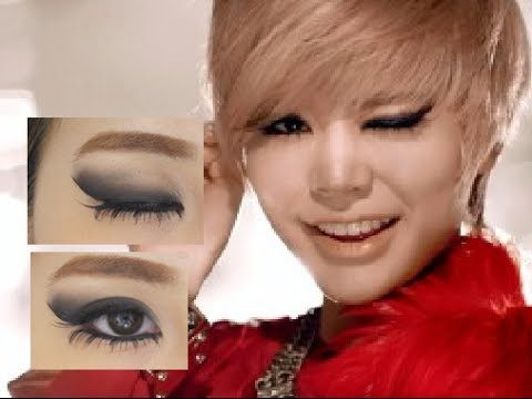 Makeup inspired by Sunny SNSD MV the boys ♡ SYLVIA EASTER