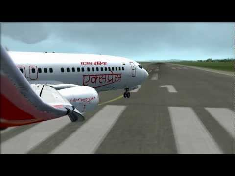 Air India Virtual Airlines - FSX [HD]