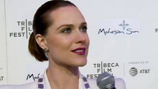 EVAN RACHEL WOOD becomes Delores and focuses for Westworld Season 2 interview with Brad Blanks