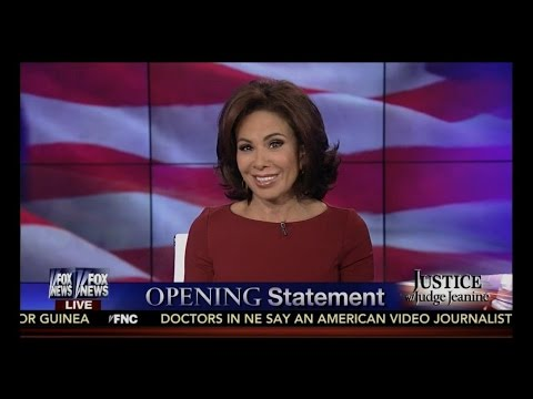 Judge Jeanine Blasts Flight Attendant for Treatment of Decorated Army