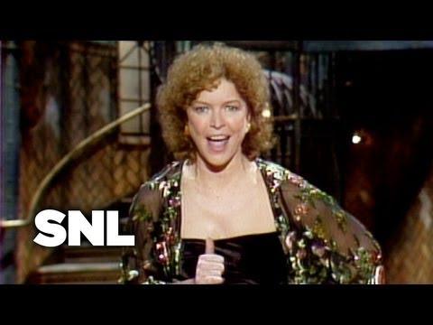 Ellen Burstyn Monologue - Saturday Night Live